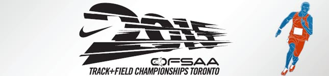 OFSAA track and Field Championships
