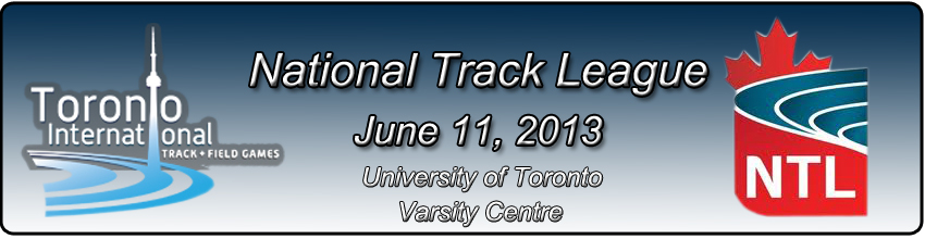 National Track League Toronto