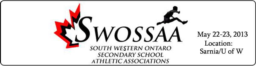 SWOSSAA Track and Field Championships